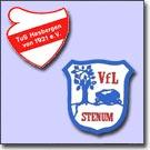 TuS Hasbergen - VfL Stenum 3:3 (3:0)
